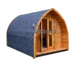 Campinghytter træhytte til haven